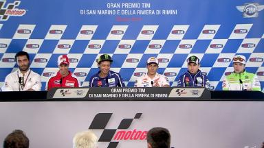 GP TIM di San Marino e della Riviera di Rimini: Pre-event Press Conference