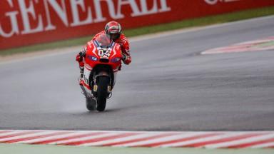 Andrea Dovizioso, Ducati Team, RSM FP2