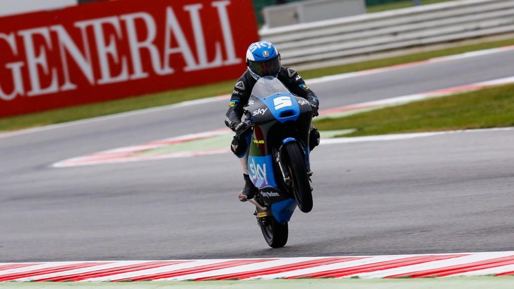 Romano Fenati, SKY Racing Team  VR46, RSM FP2