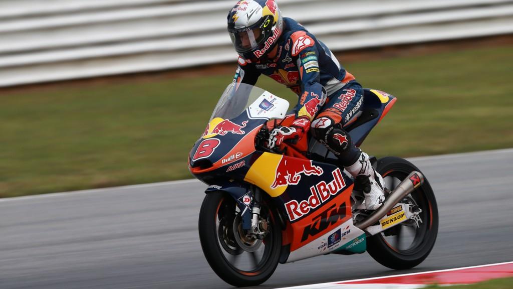 Jack Miller, Red Bull KTM Ajo, RSM FP2