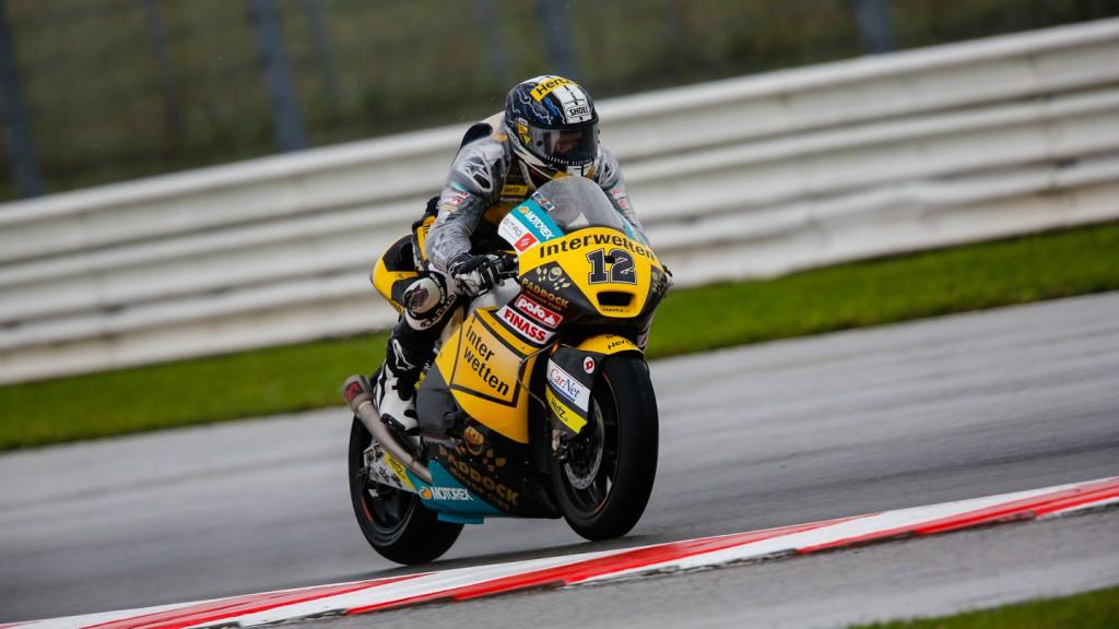 Thomas Luthi, Interwetten Paddock Moto2, RSM FP2