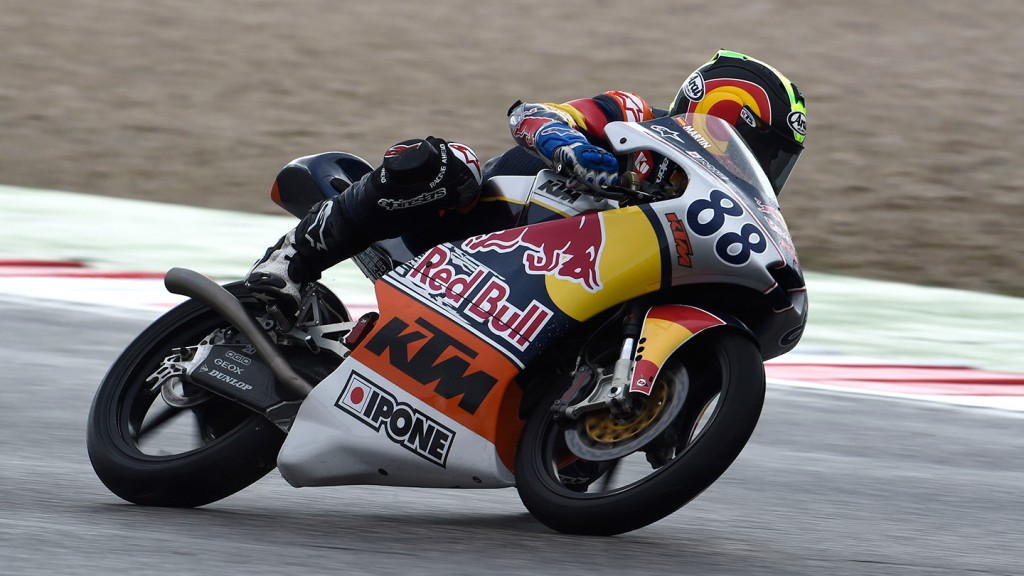 Jorge Martin, Red Bull MotoGP Rookies Cup  - Misano