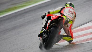 Andrea Iannone, Pramac Racing, RSM FP2