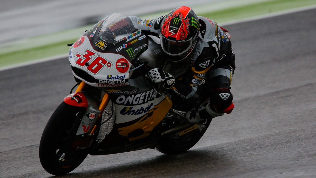 Mika Kallio, Marc VDS Racing Team, RSM FP2
