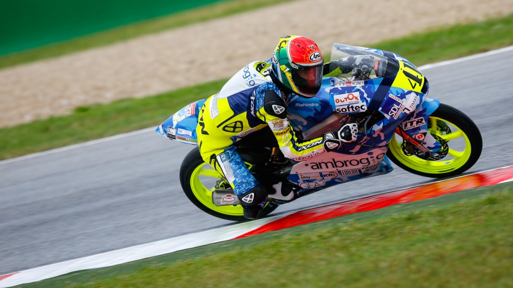 Brad Binder, Ambrogio Racing, RSM FP2