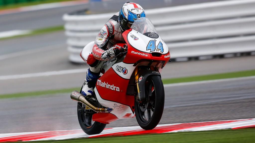 Miguel Oliveira, Mahindra Racing, RSM FP2