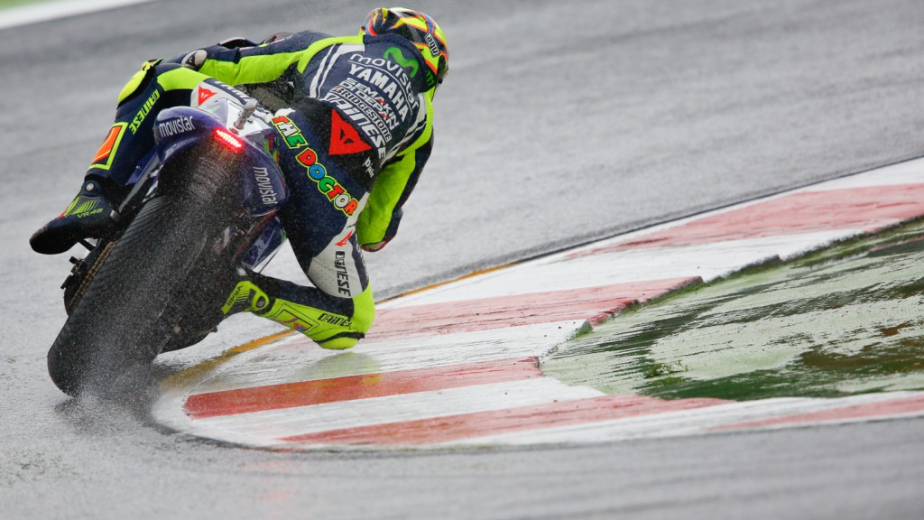 Valentino Rossi, Movistar Yamaha MotoGP, RSM FP2