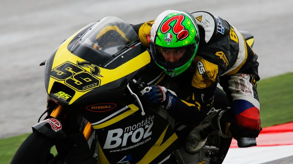 Miroslav Popov, Montaze Bros Racing Team, RSM FP2