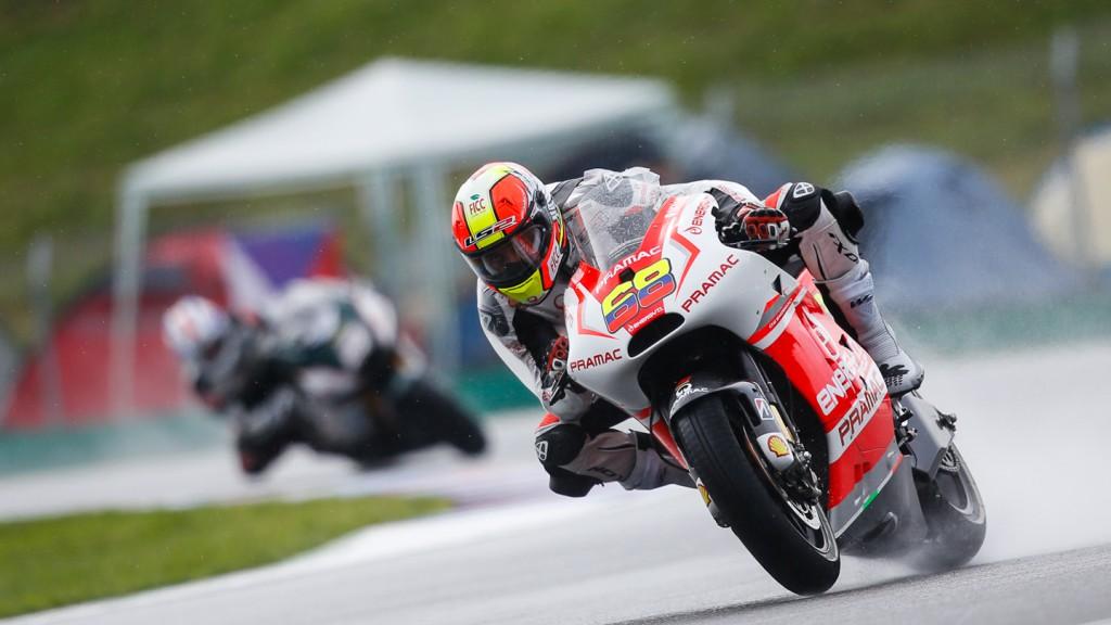 Yonny Hernandez, Pramac Racing, RSM FP1