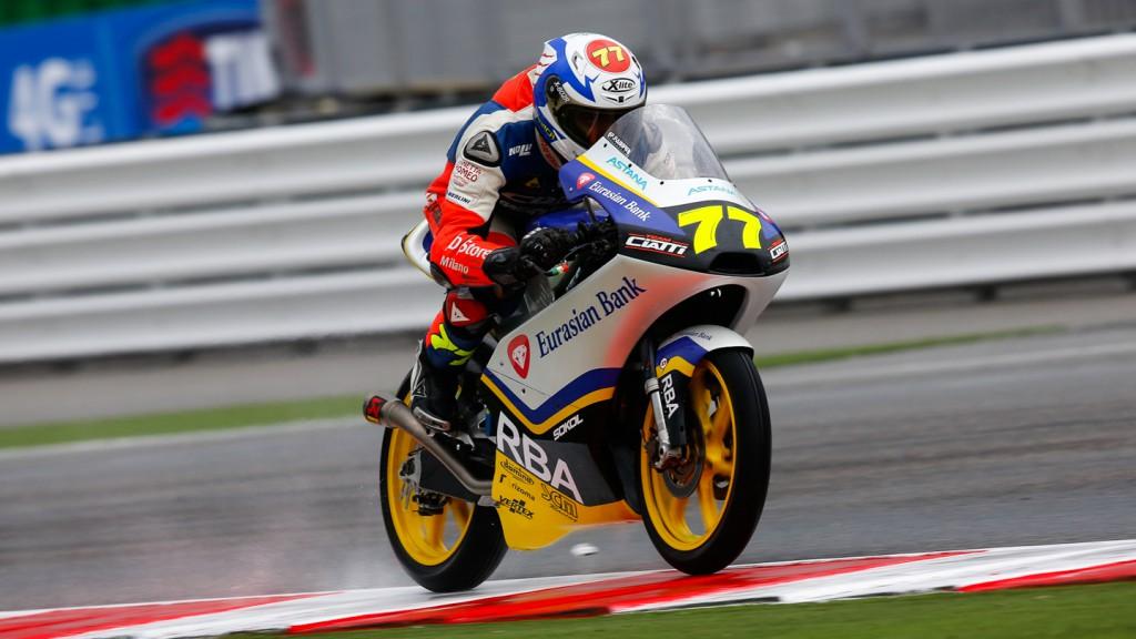 Lorenzo Petrarca, Team Ciatti, RSM FP2