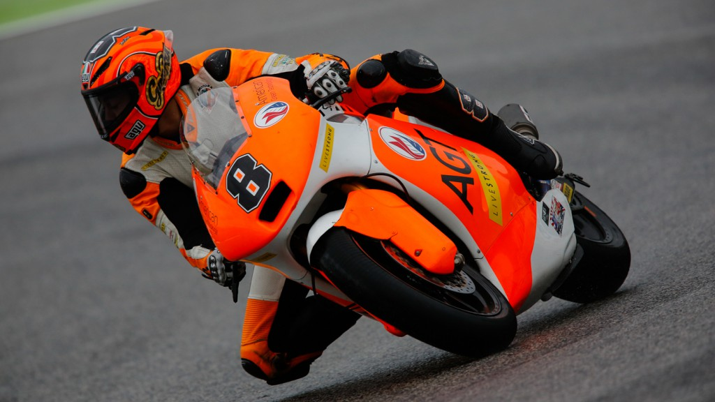 Gino Rea, AGT REA Racing, RSM FP2