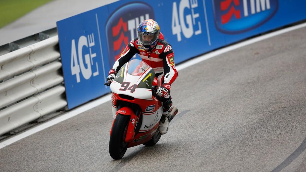 Jonas Folger, AGR Team, RSM FP2