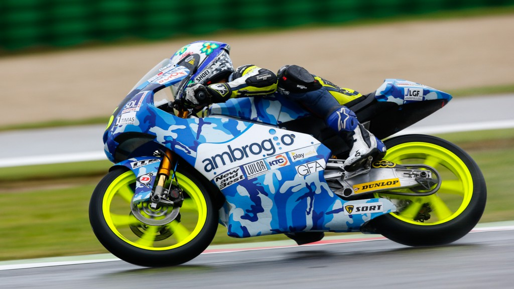 Jules Danilo, Ambrogio Racing, RSM FP2