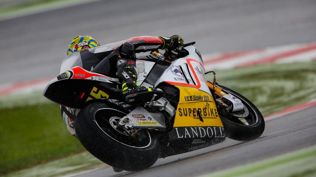 Louis Rossi, SAG Team, RSM FP2