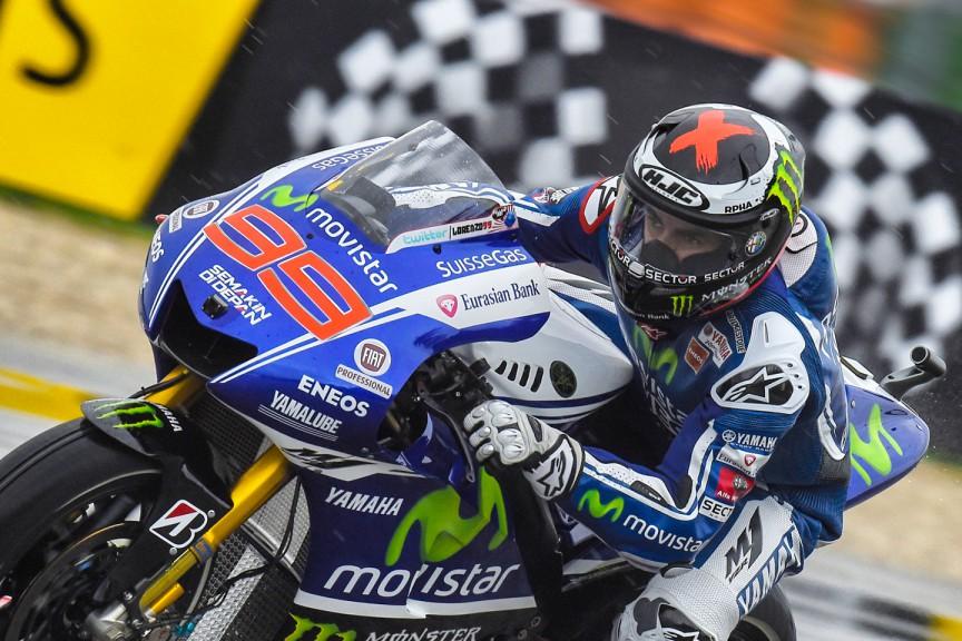 Jorge Lorenzo, Movistar Yamaha MotoGP, RSM FP2
