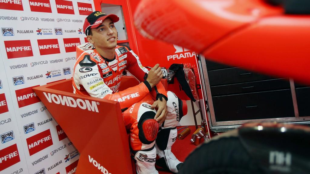Juanfran Guevara, Mapfre Aspar Team Moto3, RSM FP2