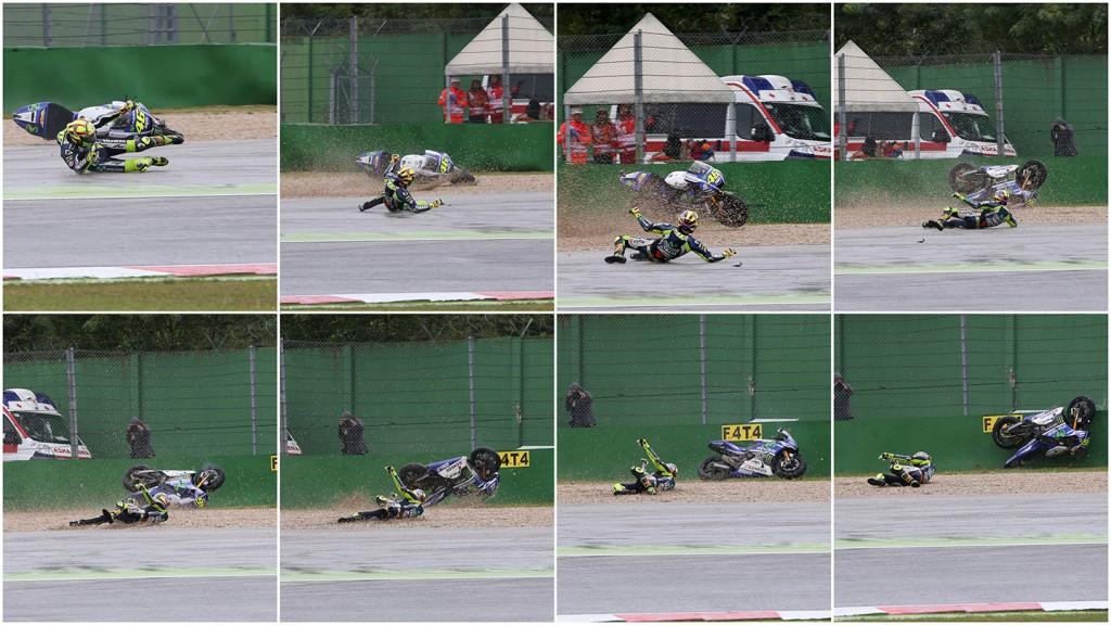 Valentino Rossi, Movistar Yamaha MotoGP, RSM FP2 © Copyright Bruno Silverii