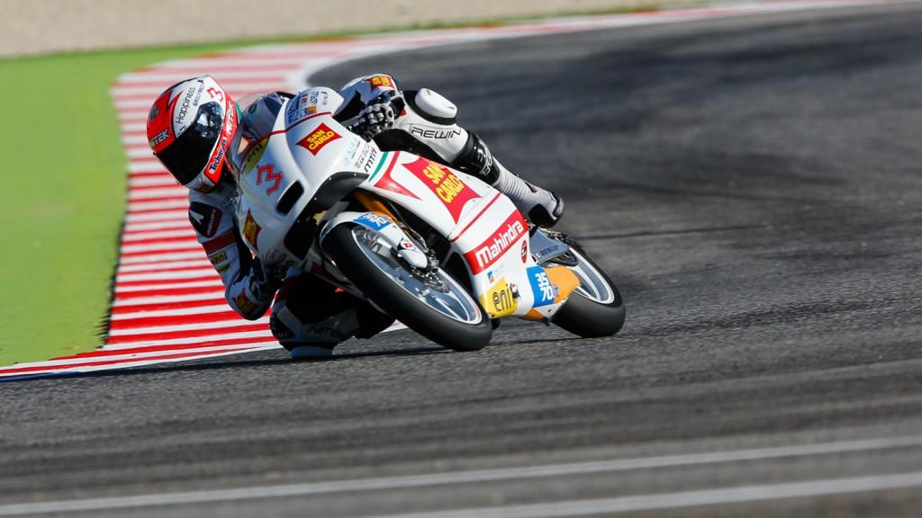 Matteo Ferrari, San Carlo Team Italia, RSM QP
