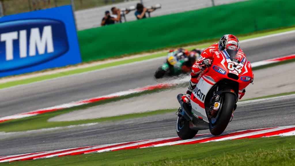 Andrea Dovizioso, Ducati Team, RSM Q2