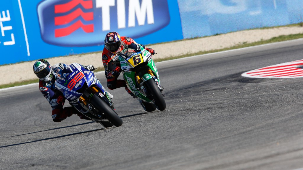 Jorge Lorenzo, Stefan Bradl, Movistar Yamaha MotoGP, LCR Honda MotoGP, RSM