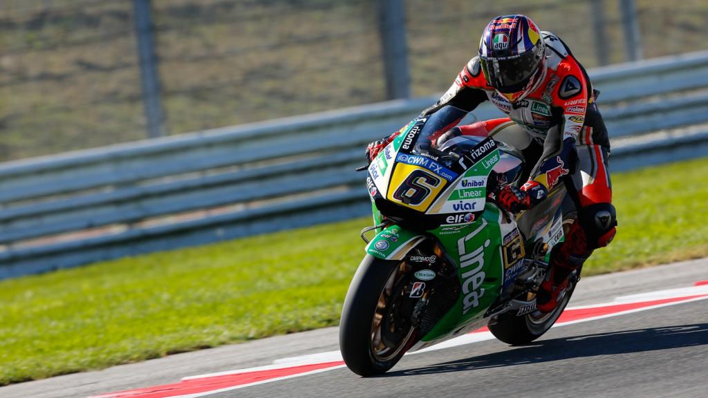 Stefan Bradl, LCR Honda MotoGP, RSM Q1