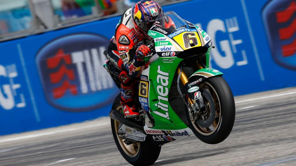 Stefan Bradl, LCR Honda MotoGP, RSM Q2