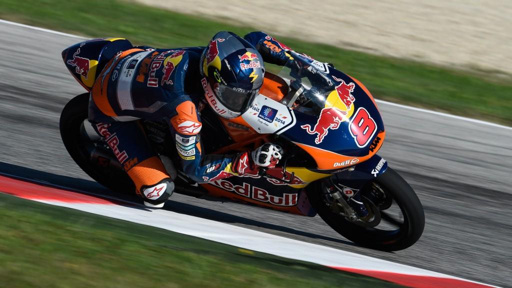 Jack Miller, Red Bull KTM Ajo, RSM QP