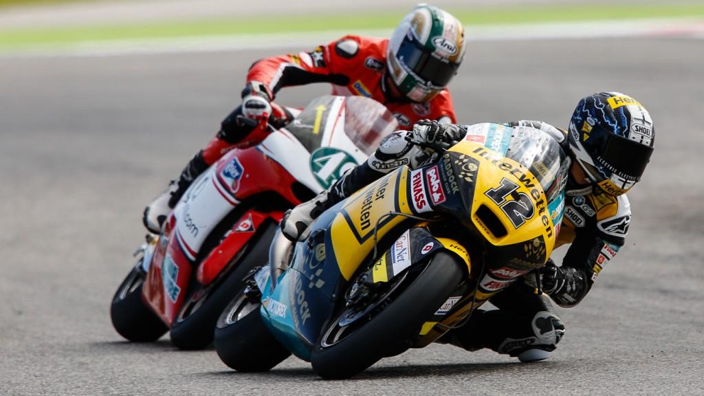 Thomas Luthi, Axel Pons, Interwetten Paddock Moto2, AGR Team, RSM QP