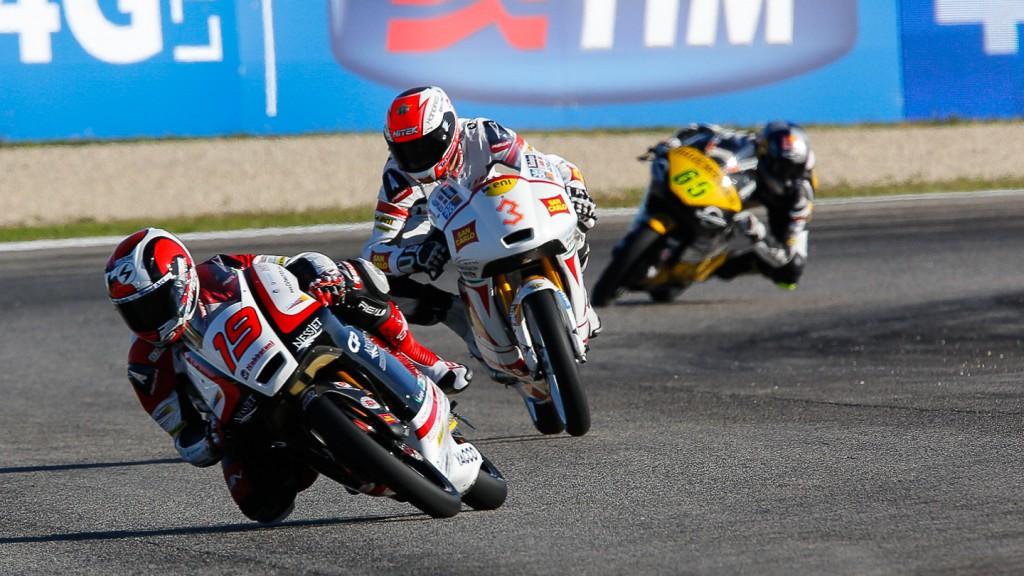 Alessandro Tonucci, Matteo Ferrari, CIP, San Carlo Team Italia, RSM QP