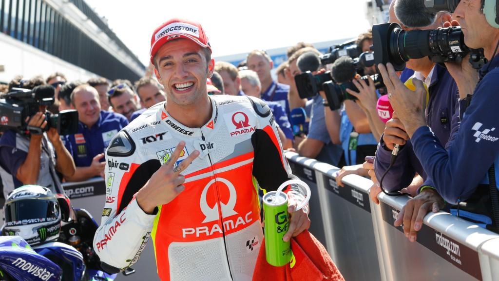 Andrea Iannone, Pramac Racing, RSM Q2