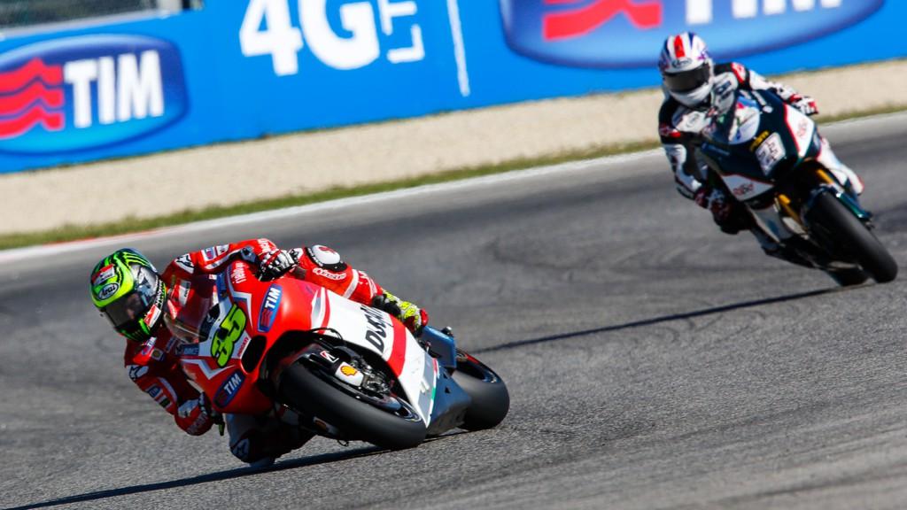 Cal Crutchlow, Broc Parkes, Ducati Team, Paul Bird Motorsport, RSM FP3