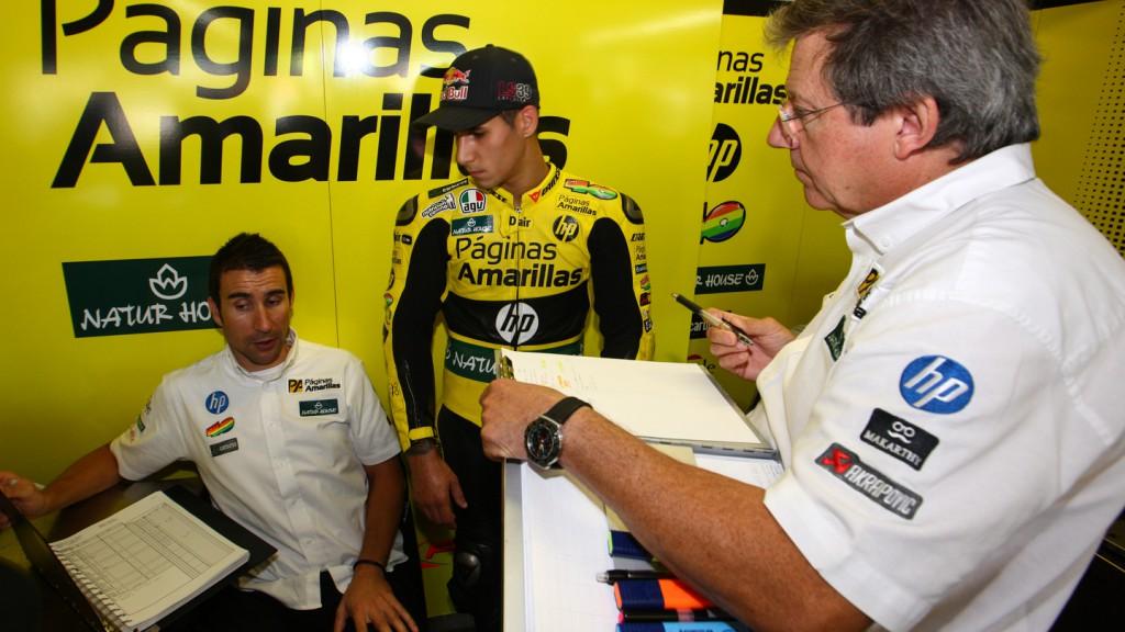 Luis Salom, Paginas Amarillas HP 40, RSM QP