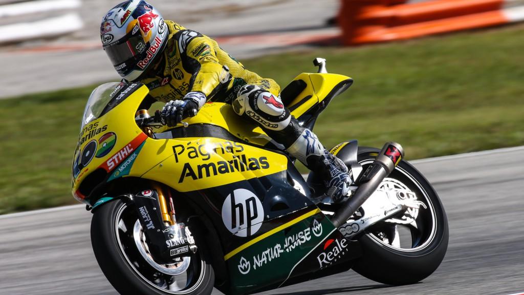 Maverick Viñales, Paginas Amarillas HP 40, RSM QP