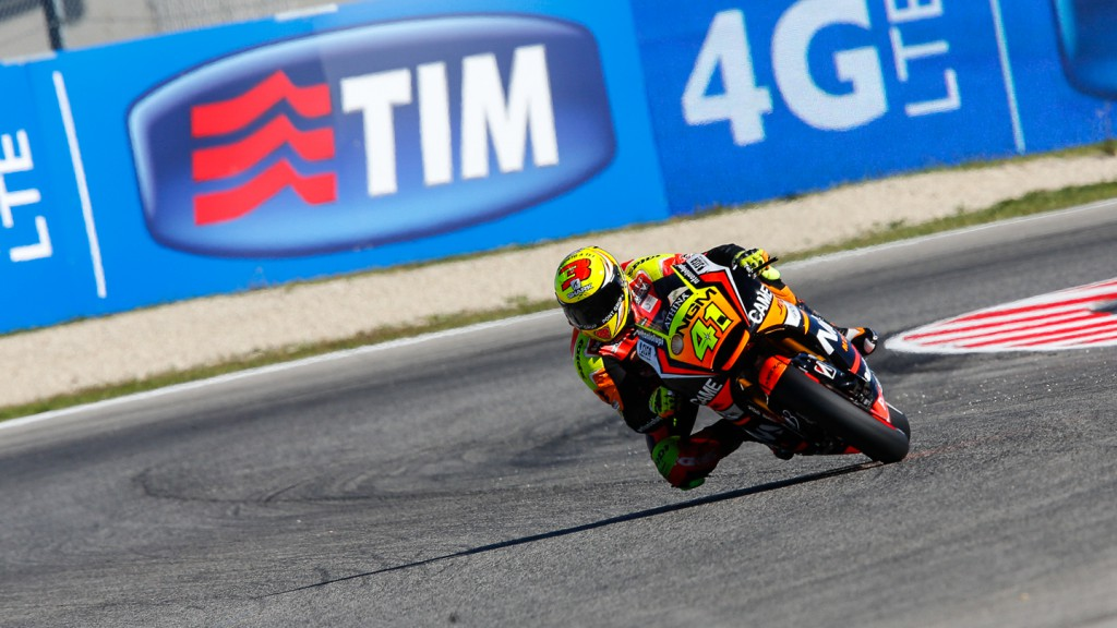 Aleix Espargaro, NGM Forward Racing, RSM Q2