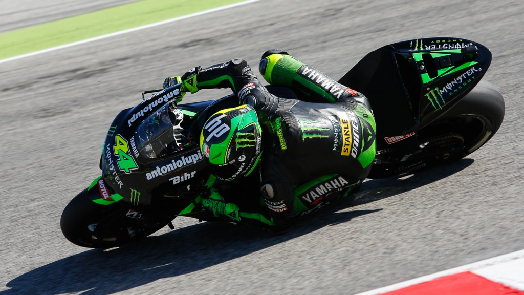 Pol Espargaro, Monster Yamaha Tech 3, RSM FP3