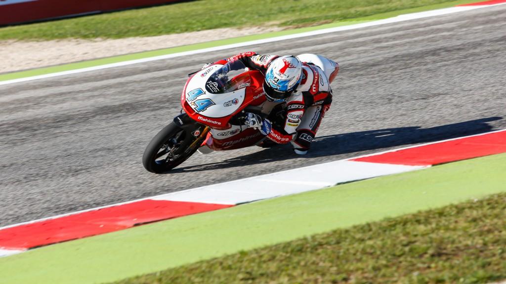 Miguel Oliveira, Mahindra Racing, RSM QP