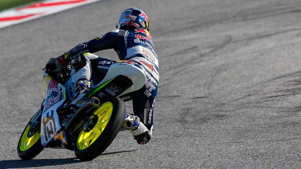 Danny Kent, Red Bull Husqvarna Ajo, RSM QP