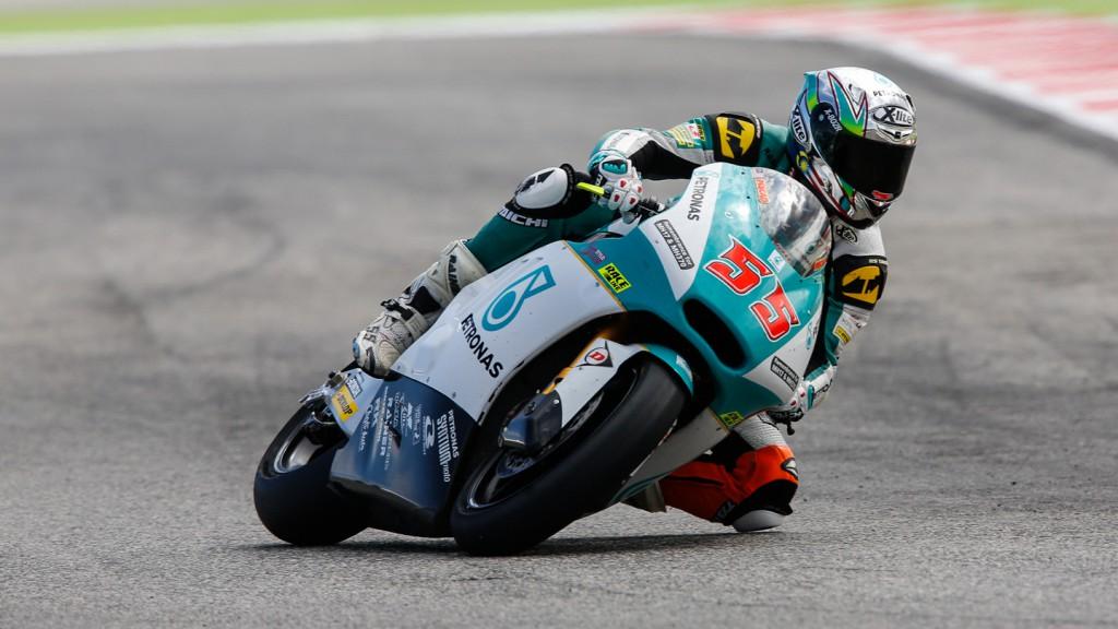 Hafizh Syahrin, Petronas Raceline Malaysia, RSM QP