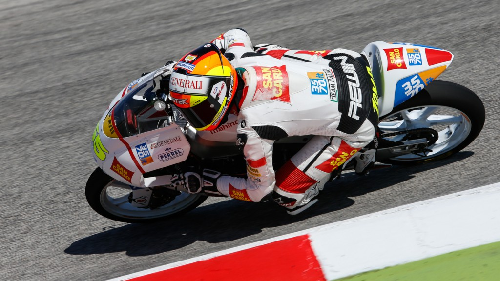 Andrea Locatelli, San Carlo Team Italia, RSM QP