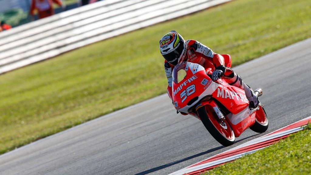 Juanfran Guevara, Mapfre Aspar Team Moto3, RSM QP