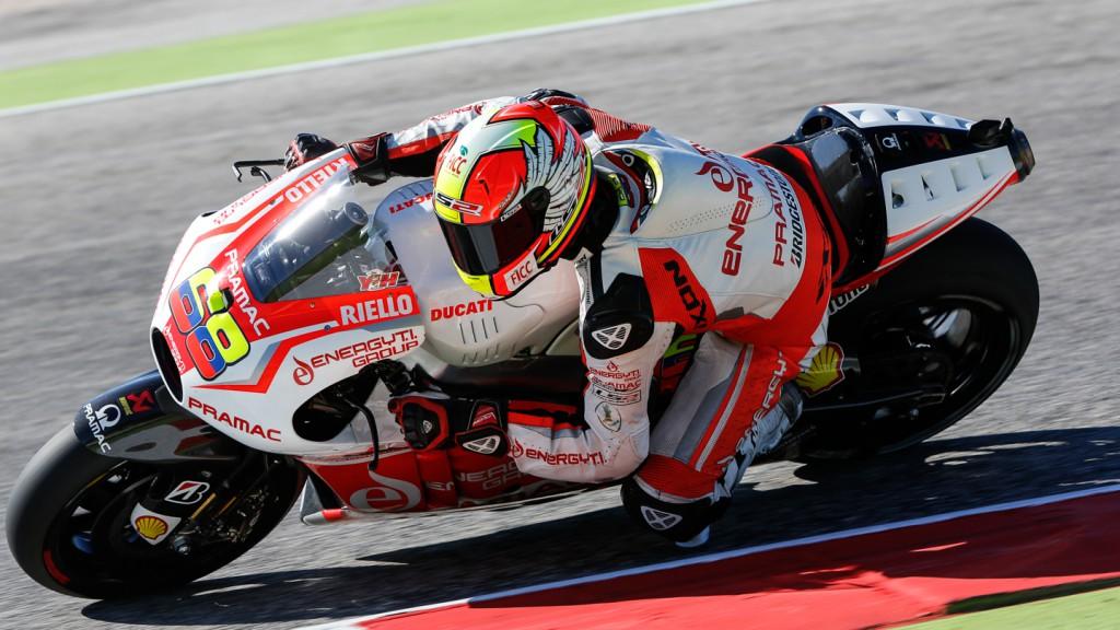 Yonny Hernandez, Pramac Racing, RSM Q1