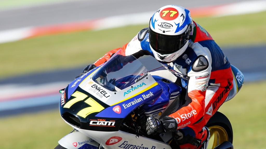 Lorenzo Petrarca, Team Ciatti, RSM QP