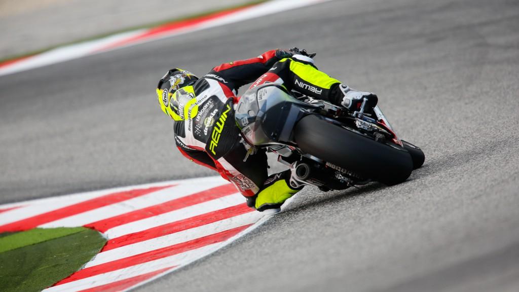 Riccardo Russo, Tasca Racing Moto2, RSM QP