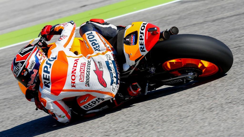 Marc Marquez, Repsol Honda Team, RSM Q2