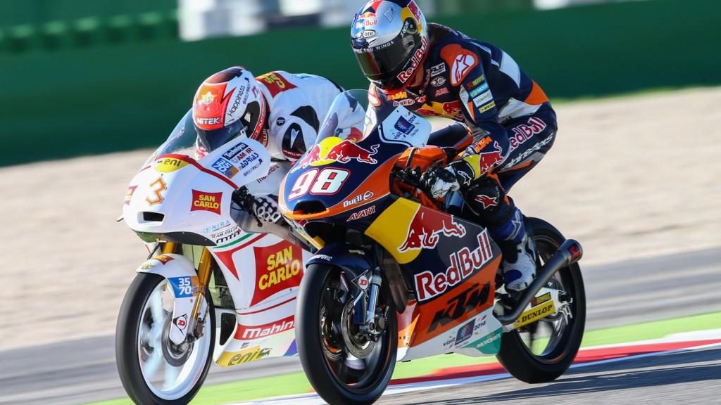 Karel Hanika, Red Bull KTM Ajo, RSM QP