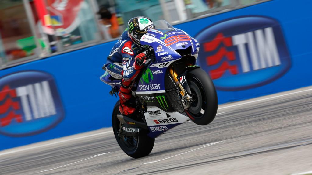 Jorge Lorenzo, Movistar Yamaha MotoGP, RSM Q2