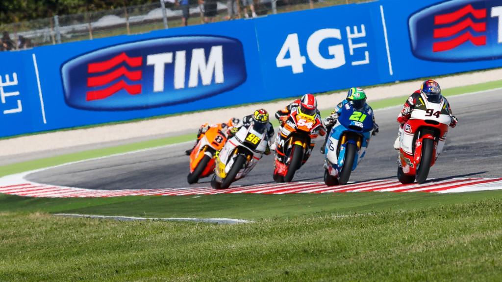Moto2 Action, RSM QP
