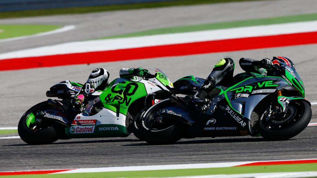 Alvaro Bautista, Leon Camier, GO&FUN Honda Gresini, Drive M7 Aspar, RSM RACE