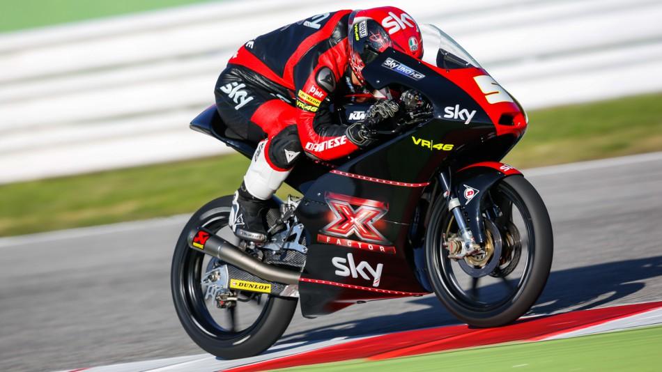 motogp.com · Romano Fenati, SKY Racing Team VR46, RSM RACE