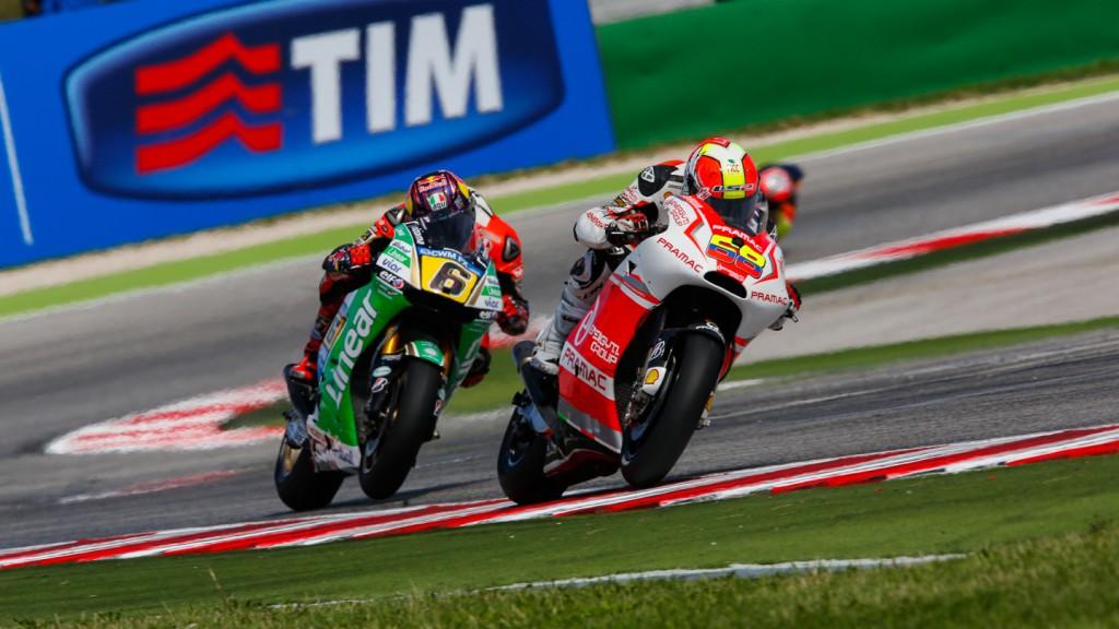 Stefan Bradl, Yonny Hernandez, LCR Honda MotoGP, Pramac Racing, RSM WUP